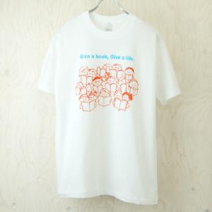 Tシャツは全部で4種類