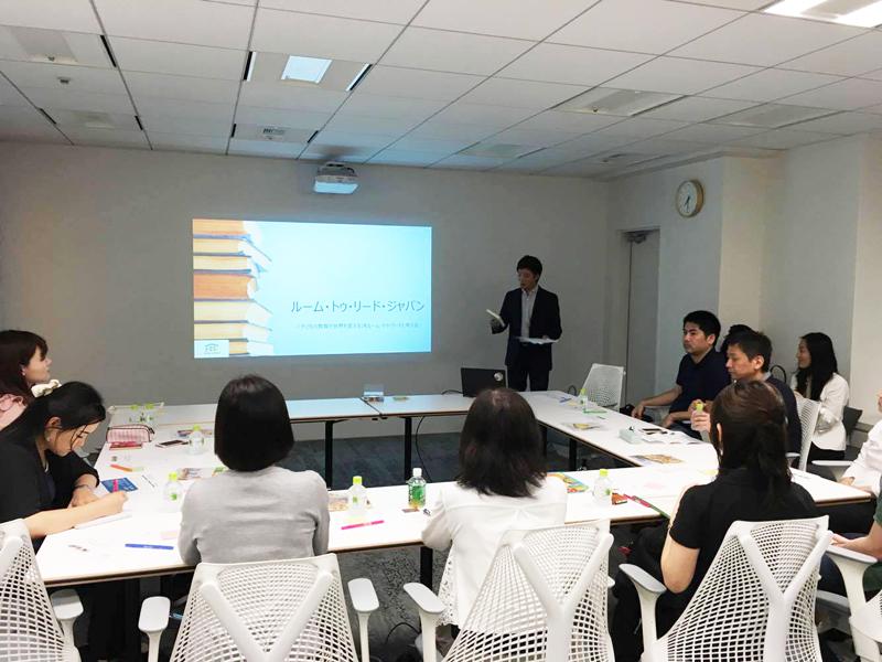 4月からメンバー入りし、今回のメインメンバーとしてイベントを開催した中島大輔