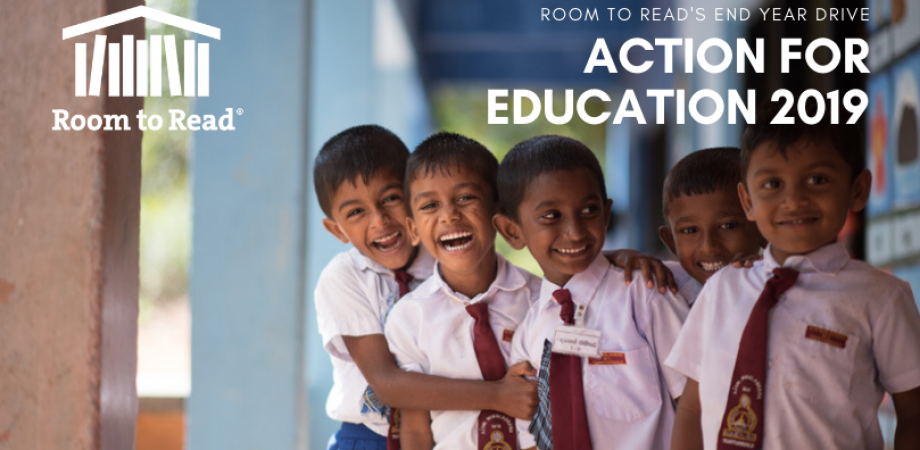 Room to Read Action for Education 2019