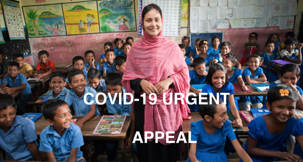 Room to Read Covid-19 urgent appeal